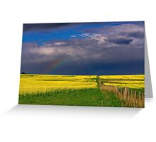 """""""After The Storm"""" Greeting Card"""