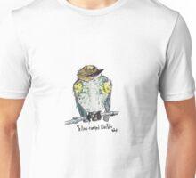 Yellow-rumped Warbler Unisex T-Shirt