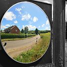 Magic Mirror with selective colouring by SteveHphotos