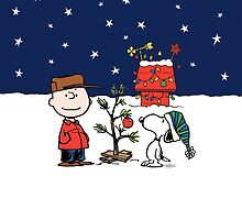 A Charlie Brown Christmas by lee-nottle