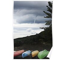 Waterspout ! Poster