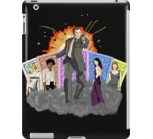 You know my name. iPad Case/Skin