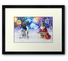 This Christmas Framed Print