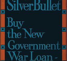 Speed the silver bullet Buy the new government war loan 4 1 2 per cent per annum 647 by wetdryvac