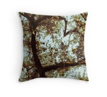 Tree Emotions Throw Pillow