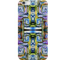Take The Next Left (Bismuth) iPhone Case/Skin