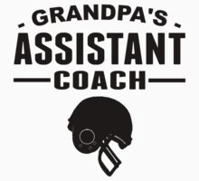 Grandpa's Assistant Football Coach Kids Clothes