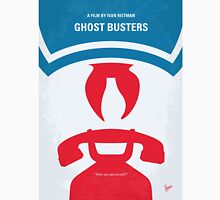 No104 My Ghostbusters minimal movie poster Unisex T-Shirt