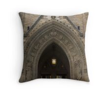 Ottawa Canada Parlament Building Throw Pillow