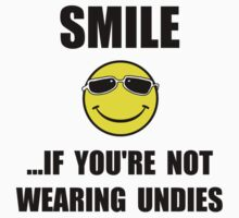 Smile Undies by AmazingMart