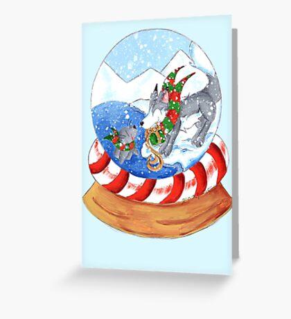 Polar Surprise Greeting Card