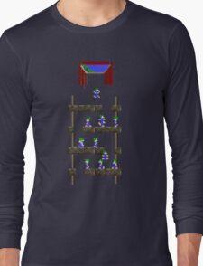Lemmings #02 Long Sleeve T-Shirt