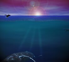 Whale Song - For Owen by Mark W.  Law