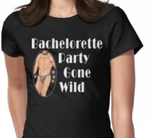 Bachelorette Party Womens Fitted T-Shirt