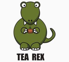 Tea Rex Dinosaur Kids Clothes