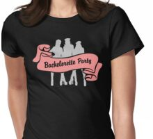 Bachelorette Womens Fitted T-Shirt