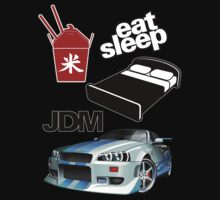 Eat Sleep JDM by spyderjava
