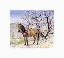 Muleteer and almond blossom Unisex T-Shirt