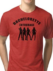 Bachelorette Party Girls Tri-blend T-Shirt