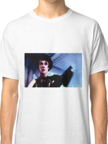 "Sigourney Weaver. In the movie ""Aliens""  Classic T-Shirt"