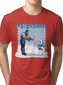 COOL FRIENDSHIP Tri-blend T-Shirt