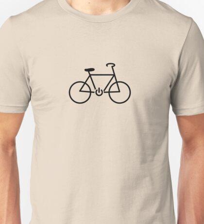 Bike Power! Unisex T-Shirt