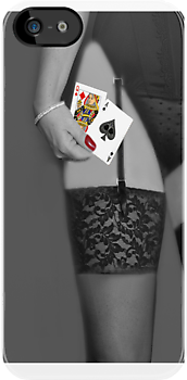 YOUR THE QUEEN OF DIAMONDS HONEY IM THE ACE OF SPADES IPHONE CASE by ╰⊰✿ℒᵒᶹᵉ Bonita✿⊱╮ Lalonde✿⊱╮
