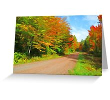 Country Road,......Take Me Home,...... Greeting Card