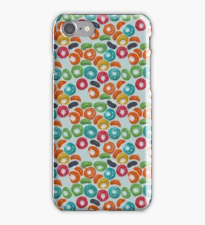 Fruit Cereal iPhone Case/Skin