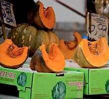 Squash To Go by phil decocco
