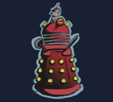 Dalek Kitty Empire One Piece - Short Sleeve