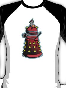 Dalek Kitty Empire T-Shirt