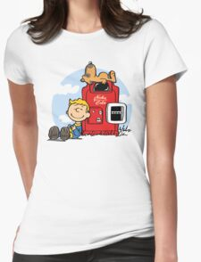 Dogmuts Womens Fitted T-Shirt