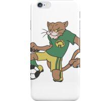 Cougar Kicks iPhone Case/Skin