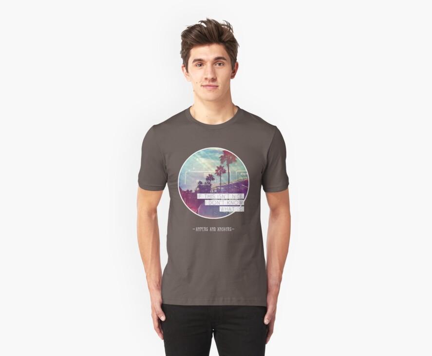 The Vonnegut - Palm Trees by amprsandanchrs