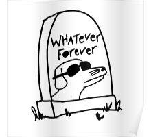 Whatever Forever Poster