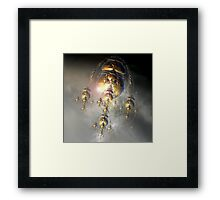 Into The Atmosphere Framed Print