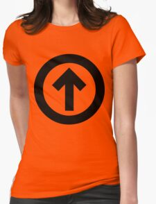 Above The Influence Womens Fitted T-Shirt