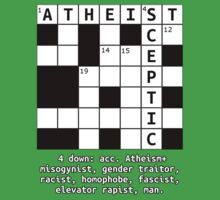 Atheism + Scepticism ≠ Atheism+ by thecriticalg