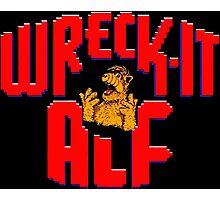 Wreck it Alf Photographic Print