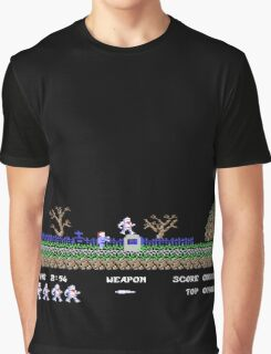 Ghosts 'n Goblins #02 Graphic T-Shirt