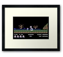 Ghosts 'n Goblins #02 Framed Print