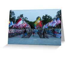 Commemoration of the Korean War Greeting Card