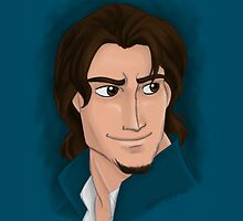 Portrait of a Hero: Flynn Rider  by Chantelle Janse van Rensburg