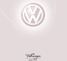 Volkswagen Iphone Cases by rondewi