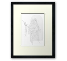 Hecate Framed Print