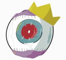 Eyeball Crown Kids Clothes