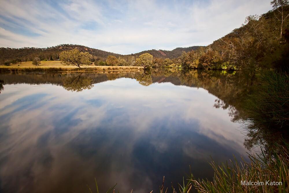 Reflections at Bedlam by Malcolm Katon