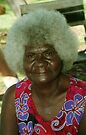 Aboriginal Elder by Carole-Anne