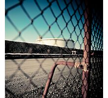 Industrial World - 002 Photographic Print